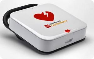 Pris på hjärtstartare - Lifepak CR2