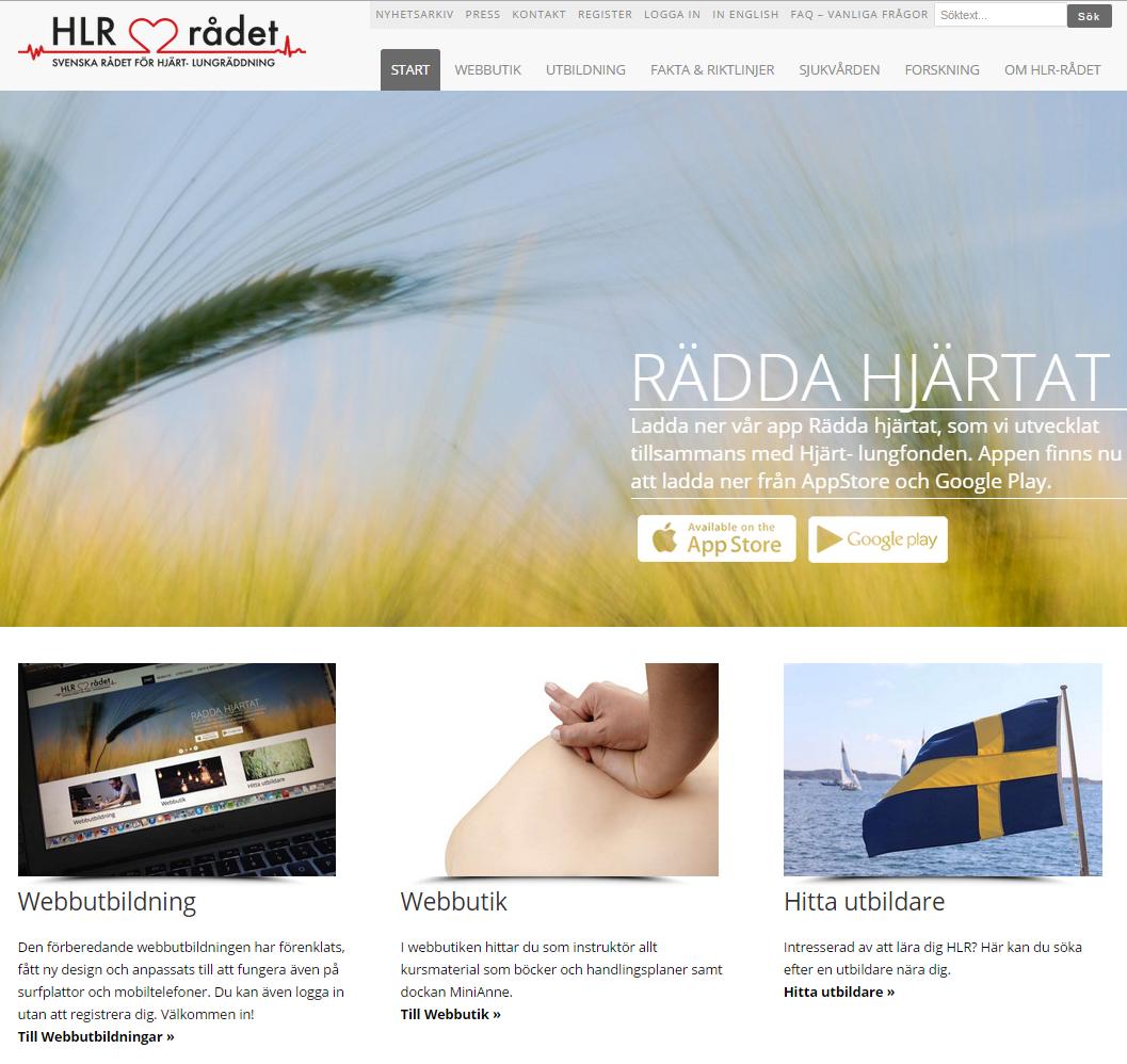 Svenska HLR Rådet