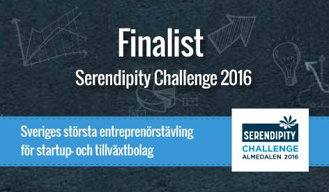 Finalist Serendipity Challenge 2016