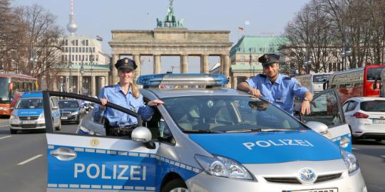 berlin polis