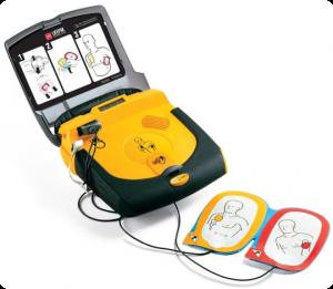 Jämför hjärtstartare - Elektroder