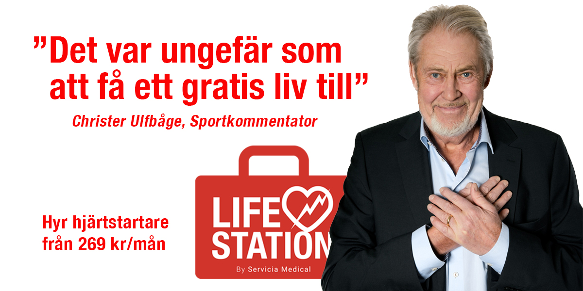 Servicia Medical Christer Ulfbåge