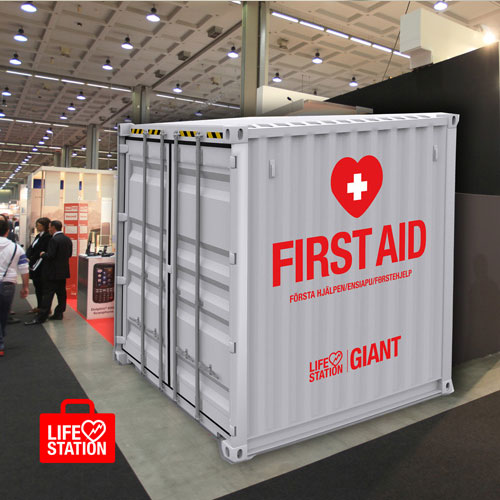 First Aid Giant